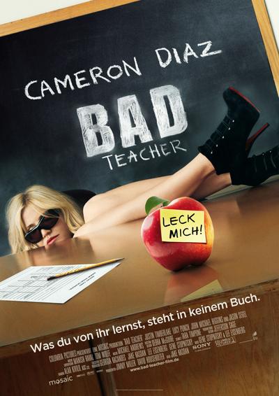 Sliktā skolotāja | Bad Teacher (2011) RUS