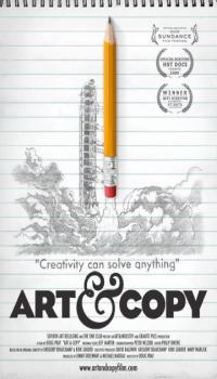 Art & Copy (2009) DVDRip