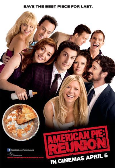 American Pie Reunion 2012 ENG