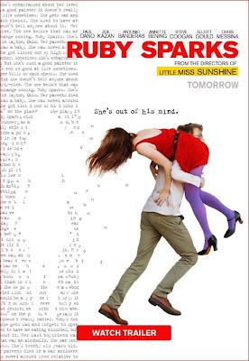 Rūbija Spārksa / Ruby Sparks (2012)