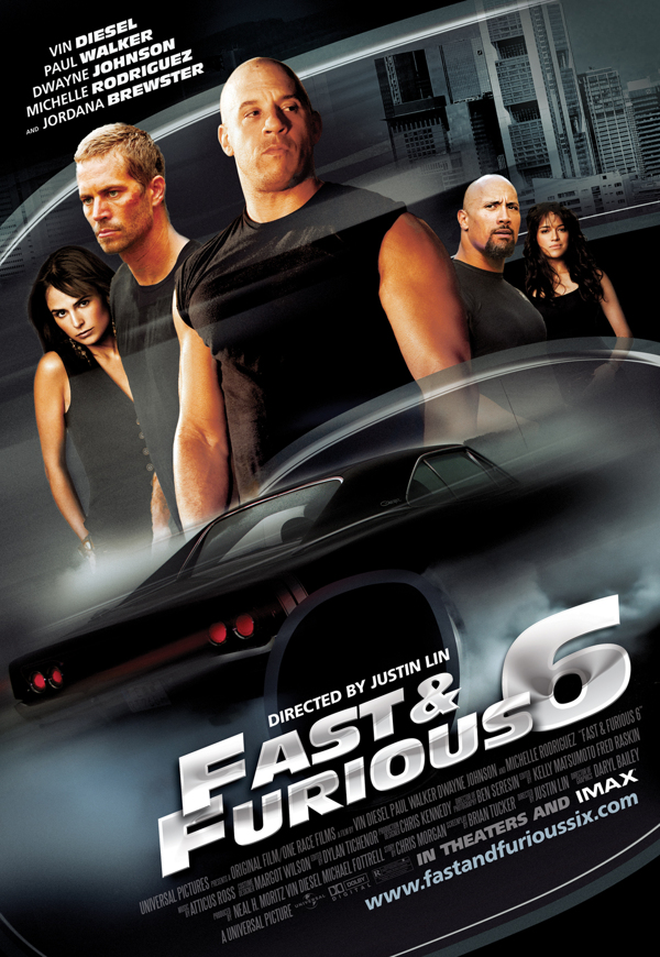 Fast and Furious 6 (rus)