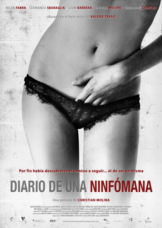 Nimfomānes dienasgrāmata (2008)