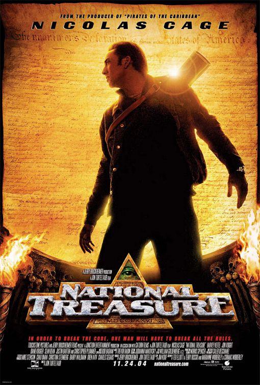 Nacionālie dārgumi | National Treasure (2004)
