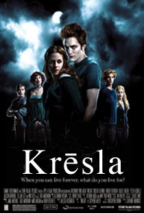 Krēsla | Twilight (2008)