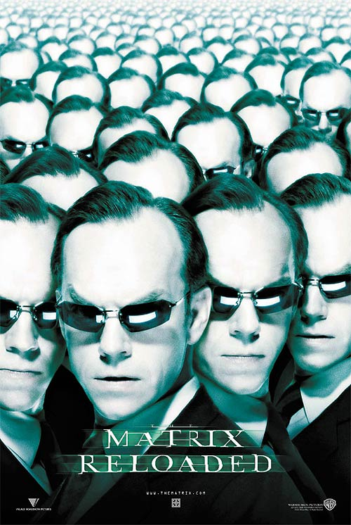 Matrikss atjaunots | The Matrix reloaded (2003)