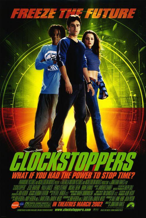 Laika apstādinātāji | Clockstoppers (2002)