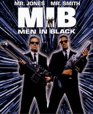 Vīri melnā | Men in black (1997)