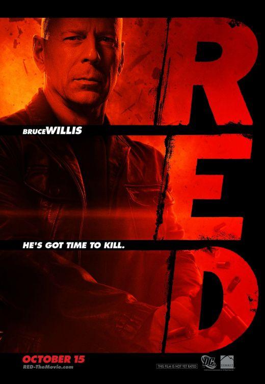 RED aģenti: atvaļināti un sevišķi bīstami / RED 2010