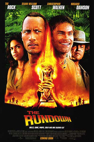 Pastaiga dzunglos | The rundown (2003)