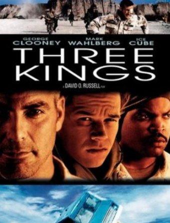 Trīs karaļi | Three Kings (1999)
