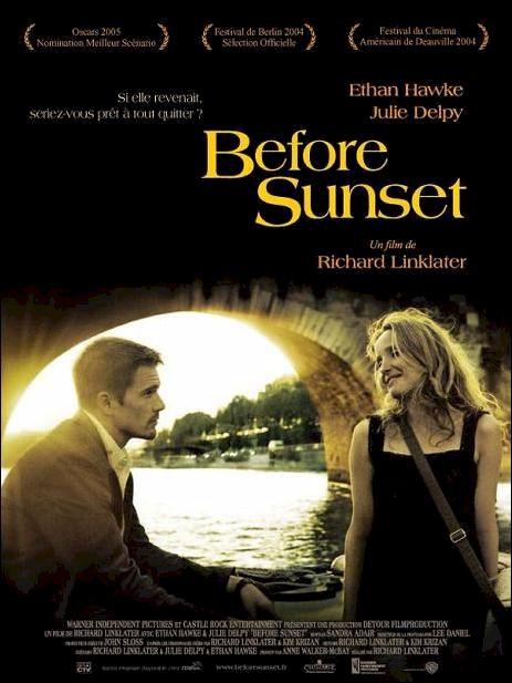 Pirms saulrieta | Berfore sunset (2004)