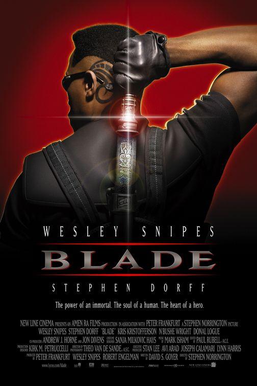 Asmens | Blade (1998)