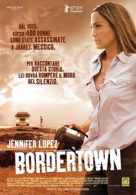 Robežpilsēta / Bordertown 2006