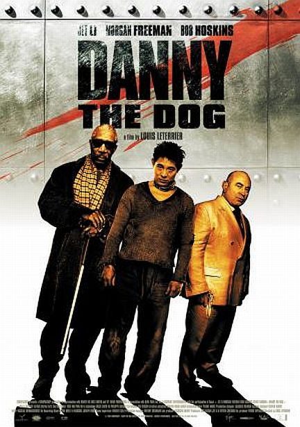 Ķēdes suns Denijs | Danny the dog (2005)