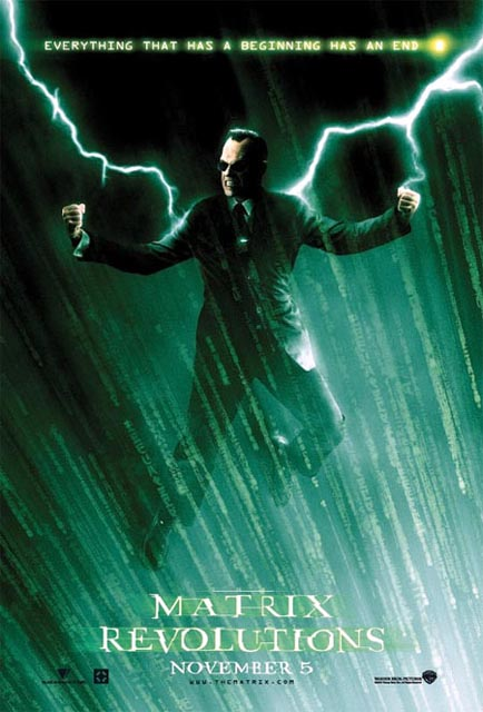 Matrikss revolūcija | The Matrix revolutions (2003)