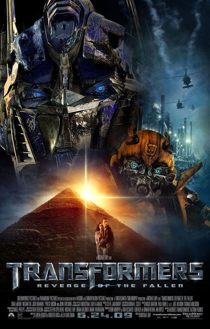Transformeri: Pieveikto atriebība | Transformers: Revenge of the Fallen (2009)