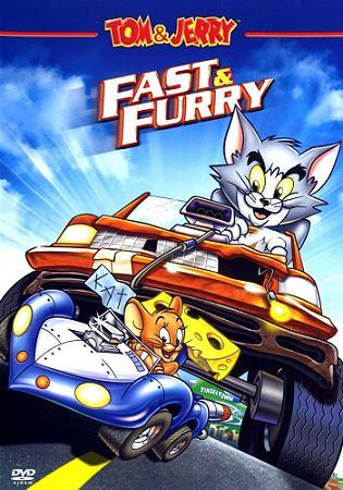 Toms un Džerijs: Ātrs un bīstams / Tom and Jerry - The Fast And The Furry 2005 LAT