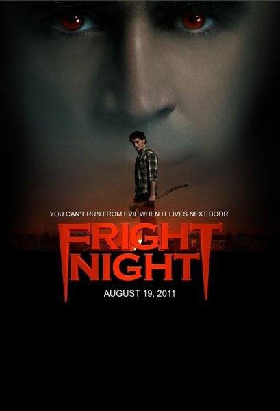Baiļu nakts / Fright Night 2011