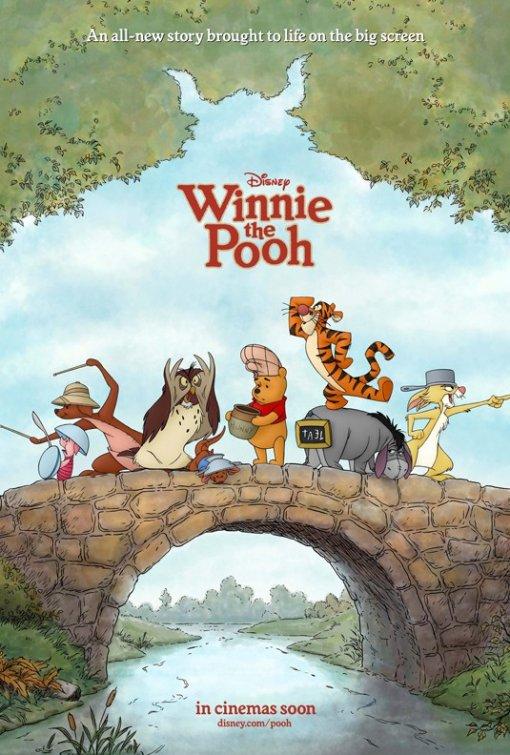 Vinnijs Pūks / Winnie the Pooh 2011 LAT