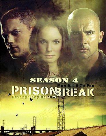 Izlaušanās / Prison Break (4. sezona) LAT