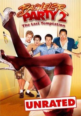 Vecpuišu ballīte 2: Pēdējais kārdinājums / Bachelor Party 2: The Last Temptation (Lat / 2008)