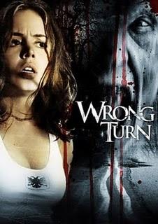 Bīstamais pagrieziens | Wrong Turn (2003)