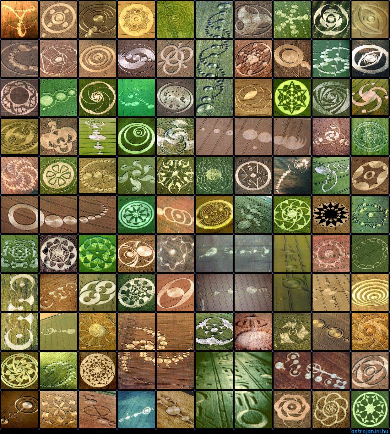 Patiesība par apļiem labības laukos | The Truth Behind... The Crop Circles (2010)