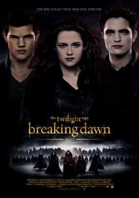 Krēsla - Rītausma 2.daļa / The Twilight Saga: Breaking Dawn - Part 2