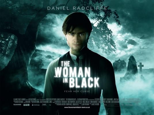 SIEVIETE MELNĀ / THE WOMAN IN BLACK (2012 LAT+ENG)